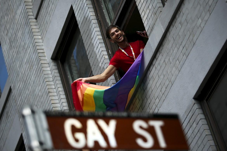 Gay Pride 2015  a New York