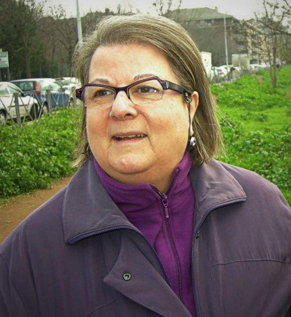 Giuseppina Ciuffreda, dirigente politica e giornalista del manifesto scomparsa martedì 7 luglio 2015