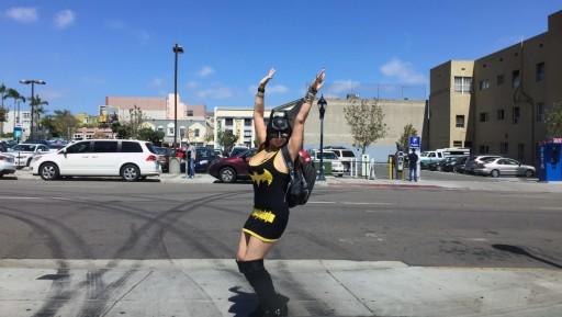 Bat Woman edit