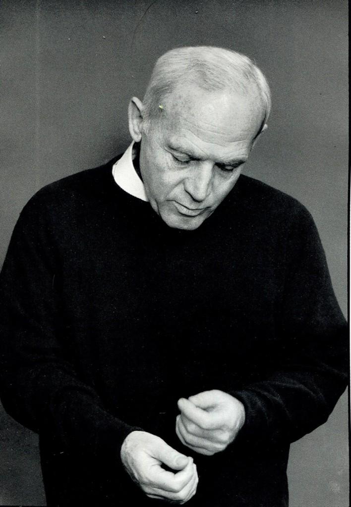 Vincenzo Consolo nel 1998