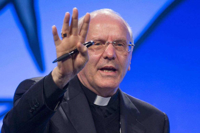 Il segretario della Cei Nunzio Galantino