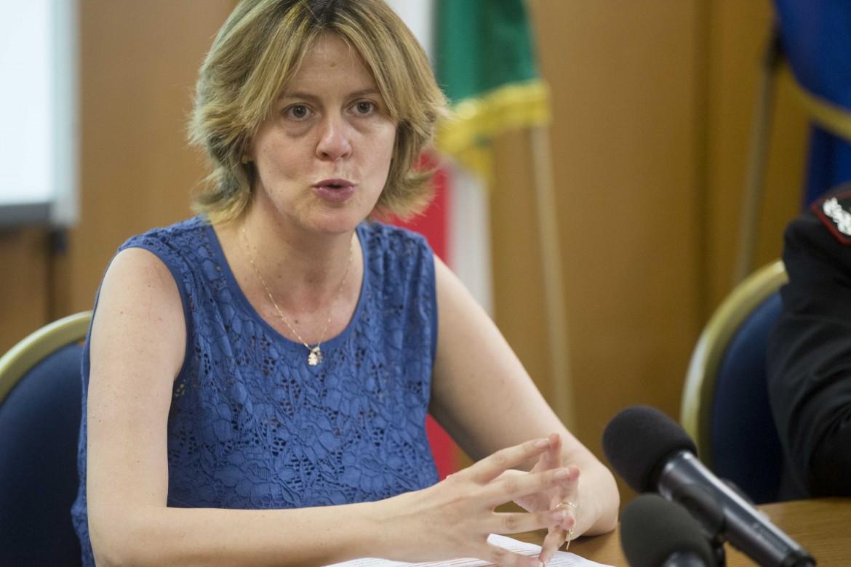 La ministra della Salute Beatrice Lorenzin