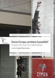 Grecia Europa cambiare possibile