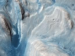 Un'immagine del pianeta Marte