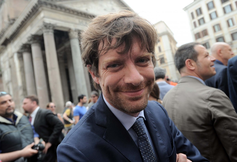 Pippo Civati, leader del movimento Possibile