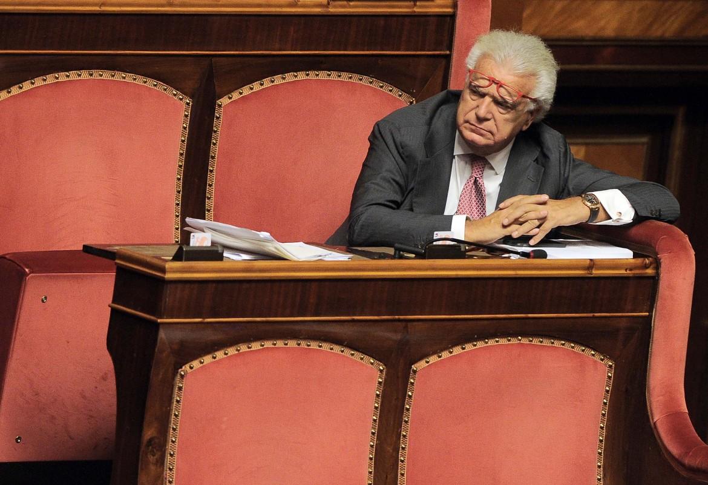 Il senatore Denis Verdini