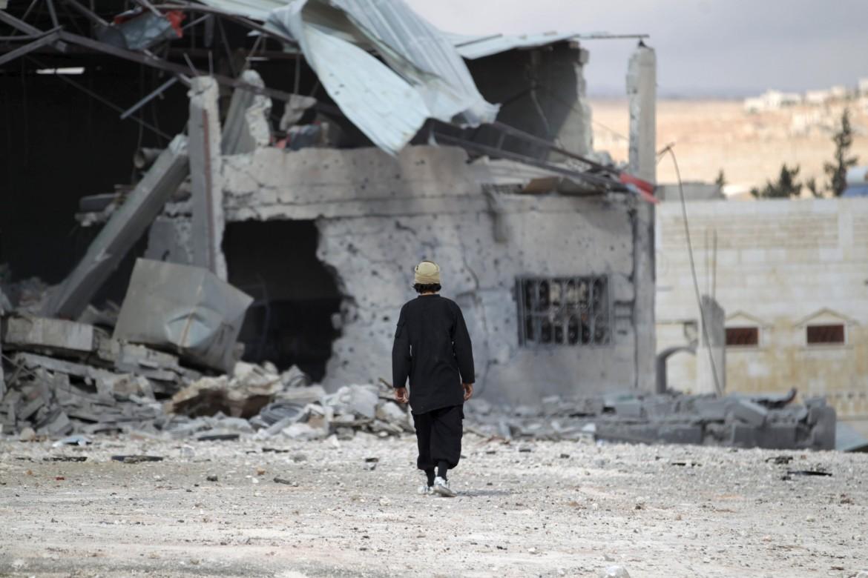 Gli effetti dei raid stranieri in Siria