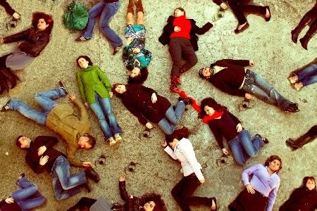 Freelance, Flash mob