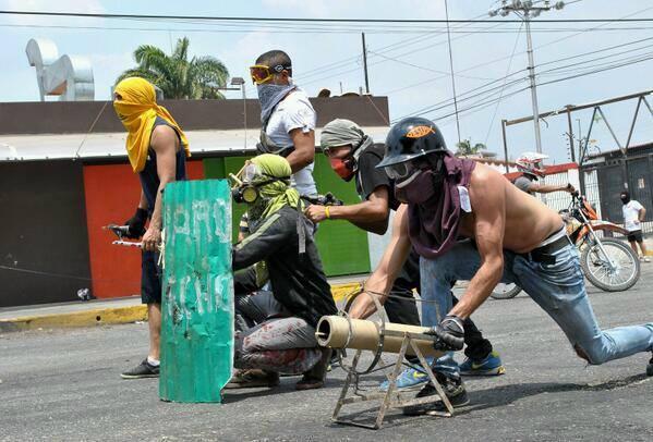 Venezuela, le proteste violente dell'anno scorso