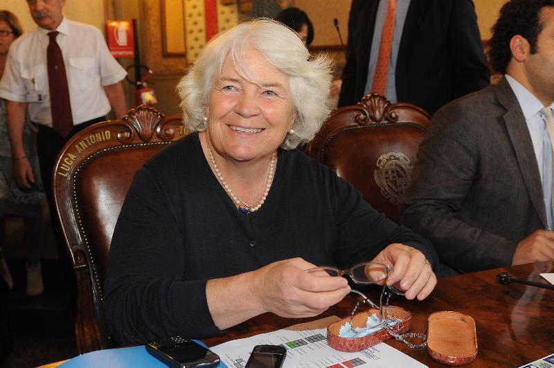 Amelia Frascaroli, assessora a Bologna
