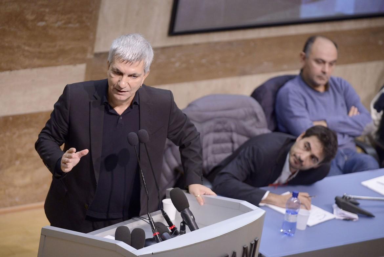 Nichi Vendola, Nicola Fratoianni e Peppe De Cristoforo
