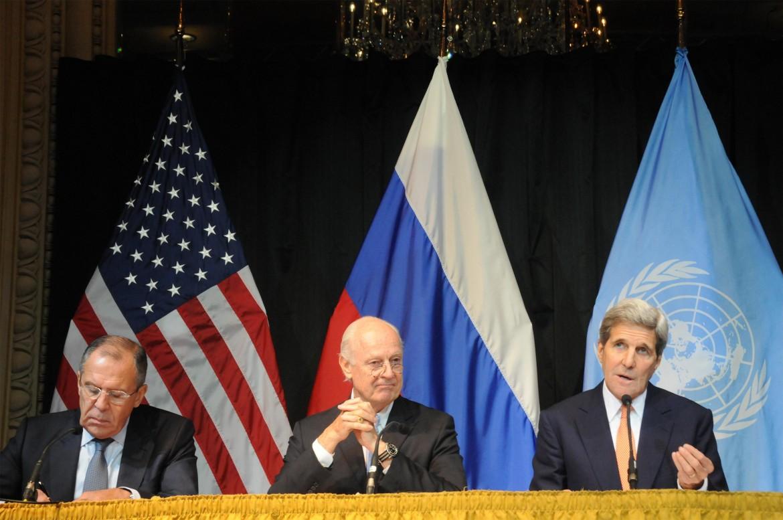 Conferenza stampa a Vienna