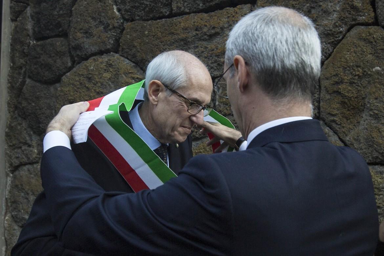 Il commissario straordinario di Roma, il prefetto Francesco Paolo Tronca