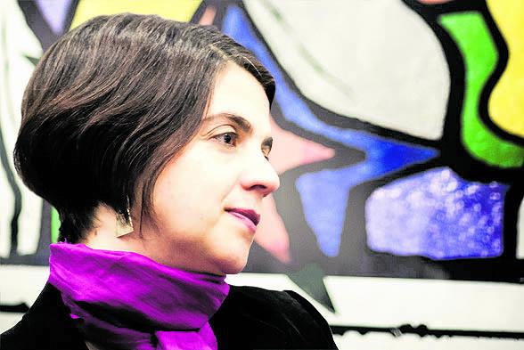 La ministra cilena Claudia Pascual