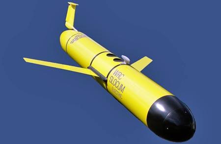 Il futuro aliante subacqueo senza equipaggio, il drone sottomarino Slocum