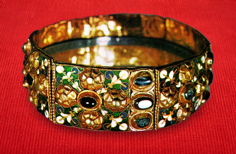 La Corona Ferrea a Monza, tesoro del Duomo
