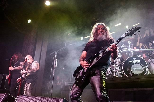 Slayer in concerto