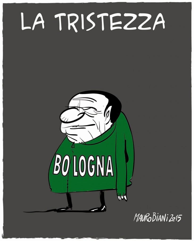 Berlusconi a Bologna