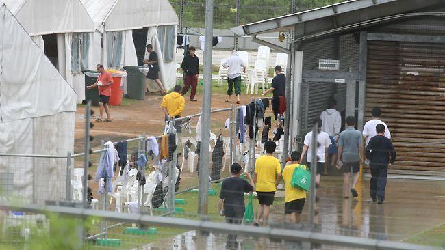 Christmas Island, Australia, il centro di detenzione per migranti