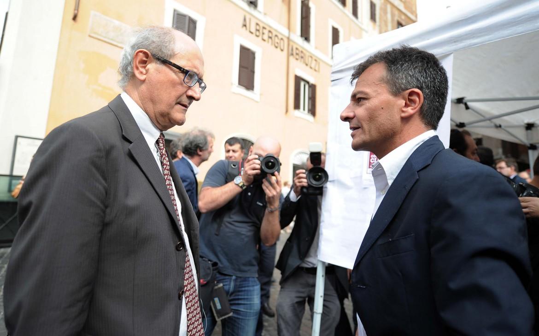 Walter Tocci e Stefano Fassina