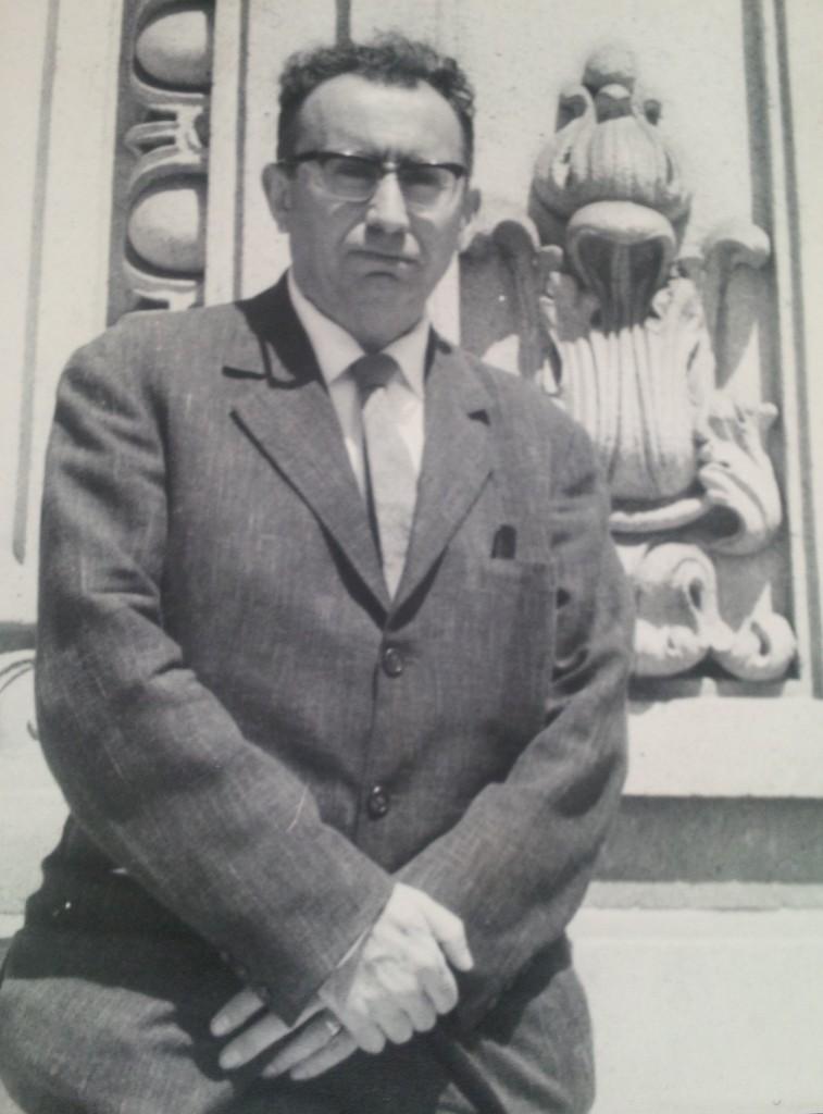 Arnaldo Momigliano nel 1961