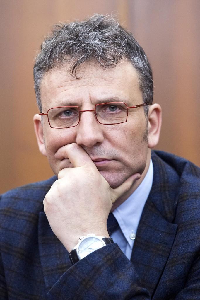 Massimiliano Smeriglio, vicepresidente della Regione Lazio e con Pisapia in Campo Progressista