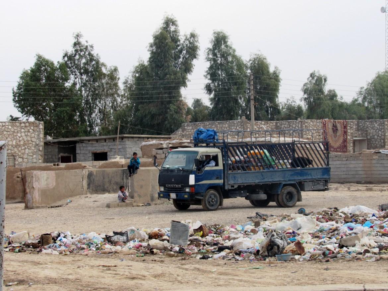 Il villaggio di Omar, a Kirkuk