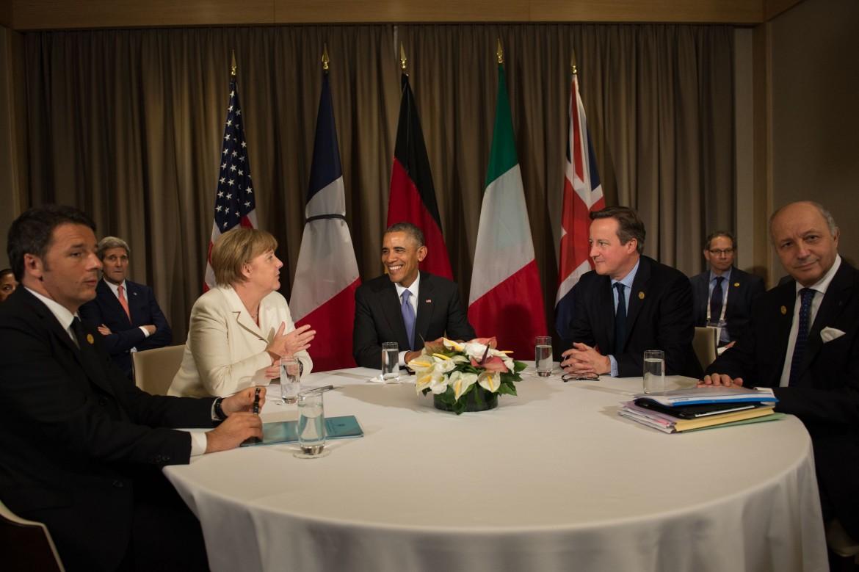 Un incontro al G20 in Turchia
