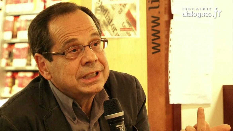 Il giornalista Alain Gresh