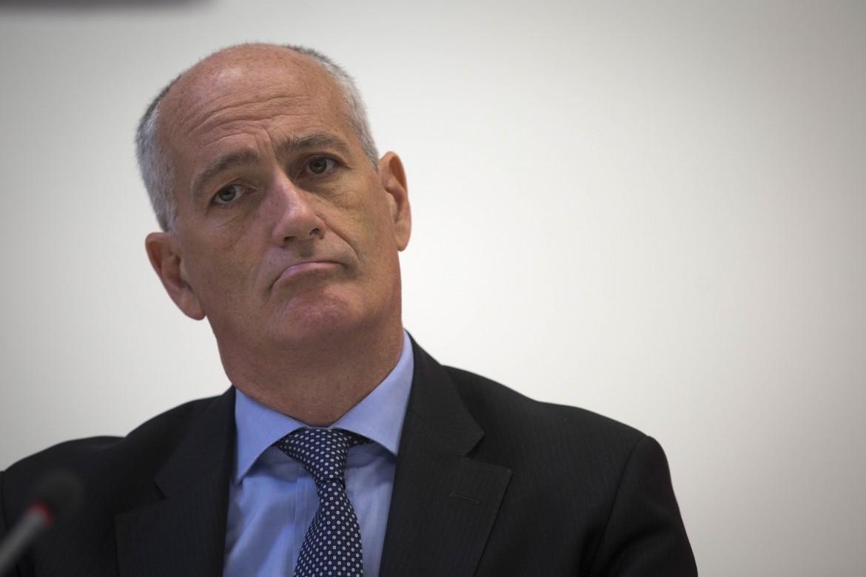 Il prefetto di Roma e commissario per il Giubileo, Franco Ganrielli