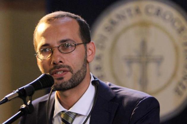 Izzedin Elzir, imam quarantenne della comunità islamica di Firenze