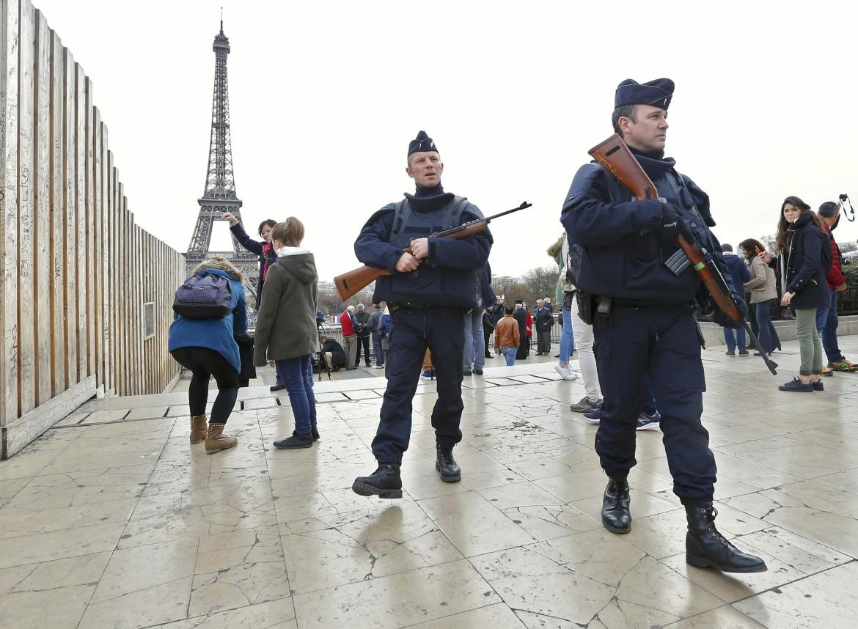 Parigi il giorno dopo gli attentati