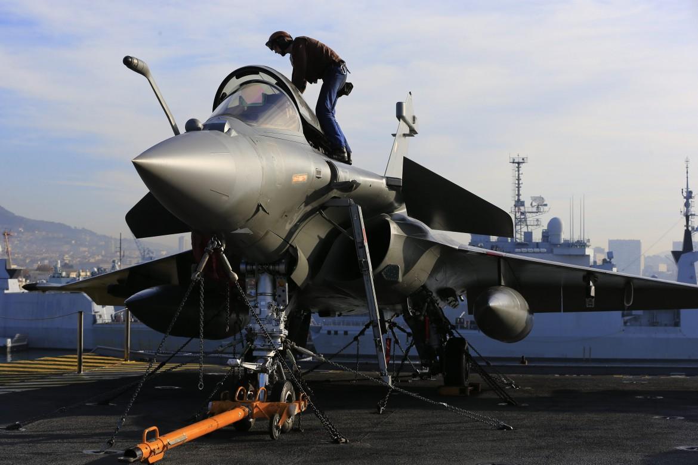 Jet militari francesi