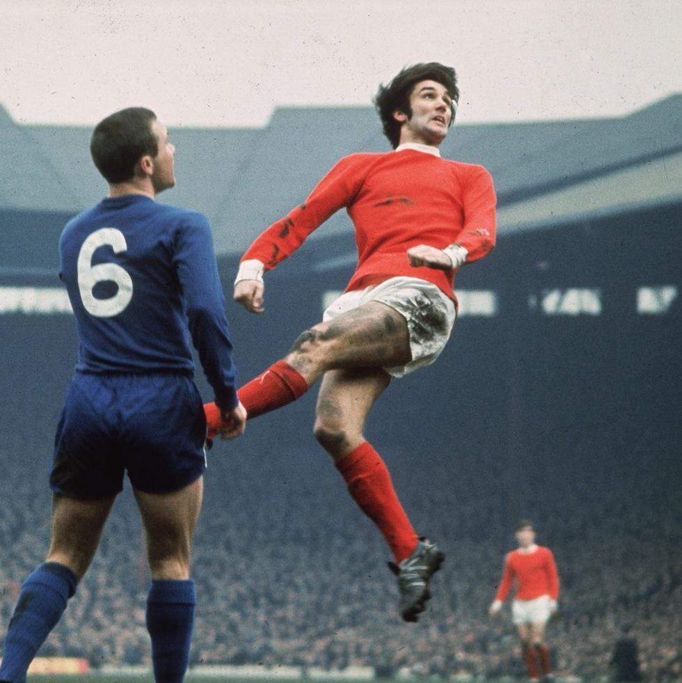 Best contro il Chelsea nel '68