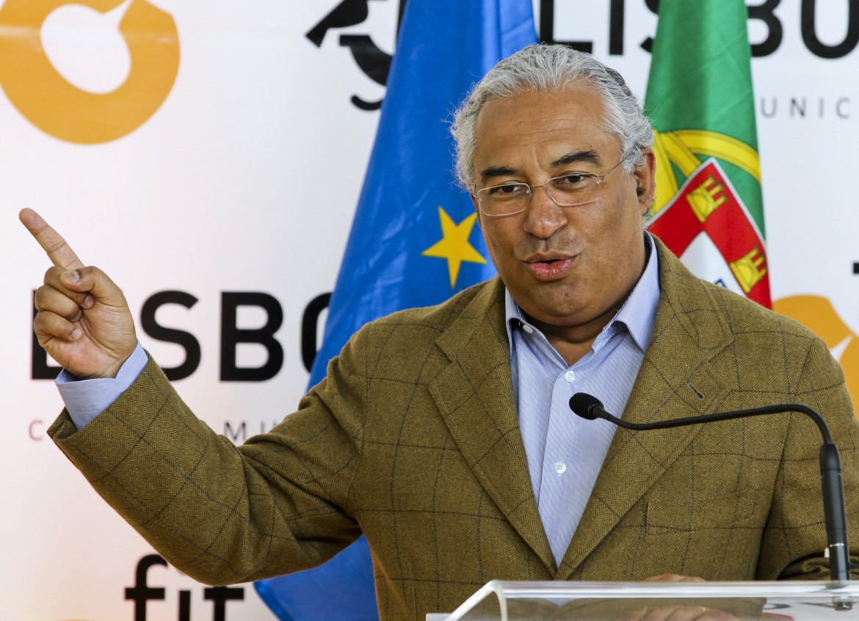Antonio Costa,  segretario generale del Partido Socialista (Ps)
