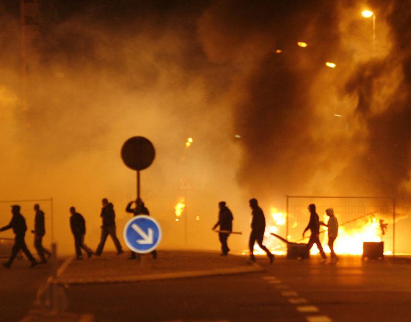 I riot di Parigi del 2005