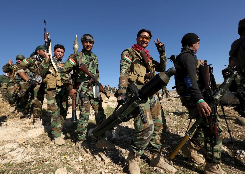 Curdi siriani