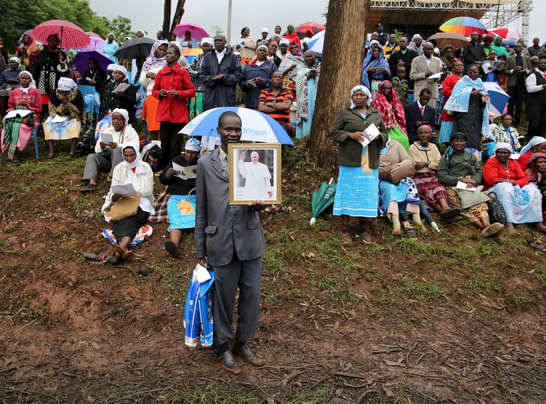 Nairobi, l'attesa di papa Francesco