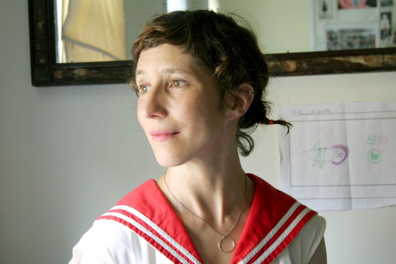 Marie Losier, sotto un'immagine dal film «Aqui em Lisboa»