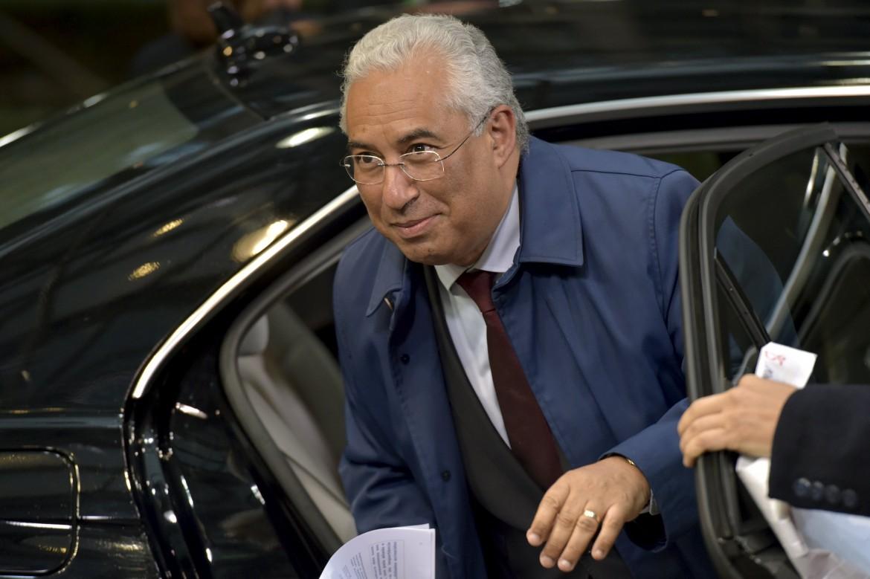 Il premier socialista António Costa
