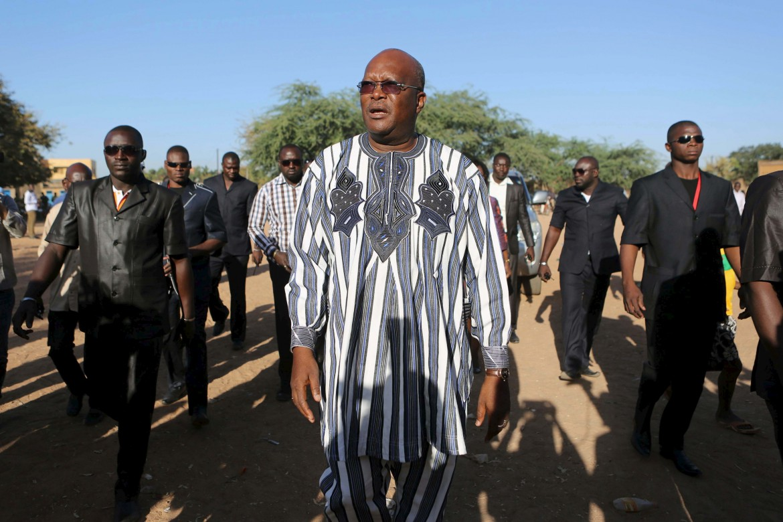 Roch Kaboré, nuovo presidente del Burkina Faso