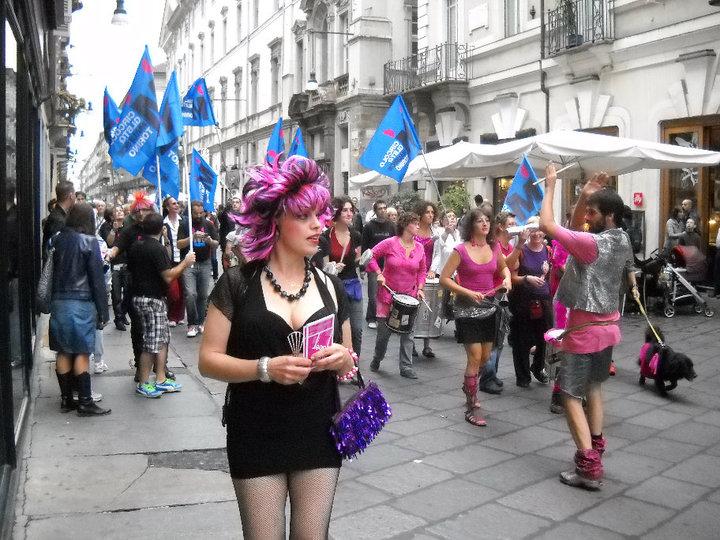 Alla Trans Freedom March
