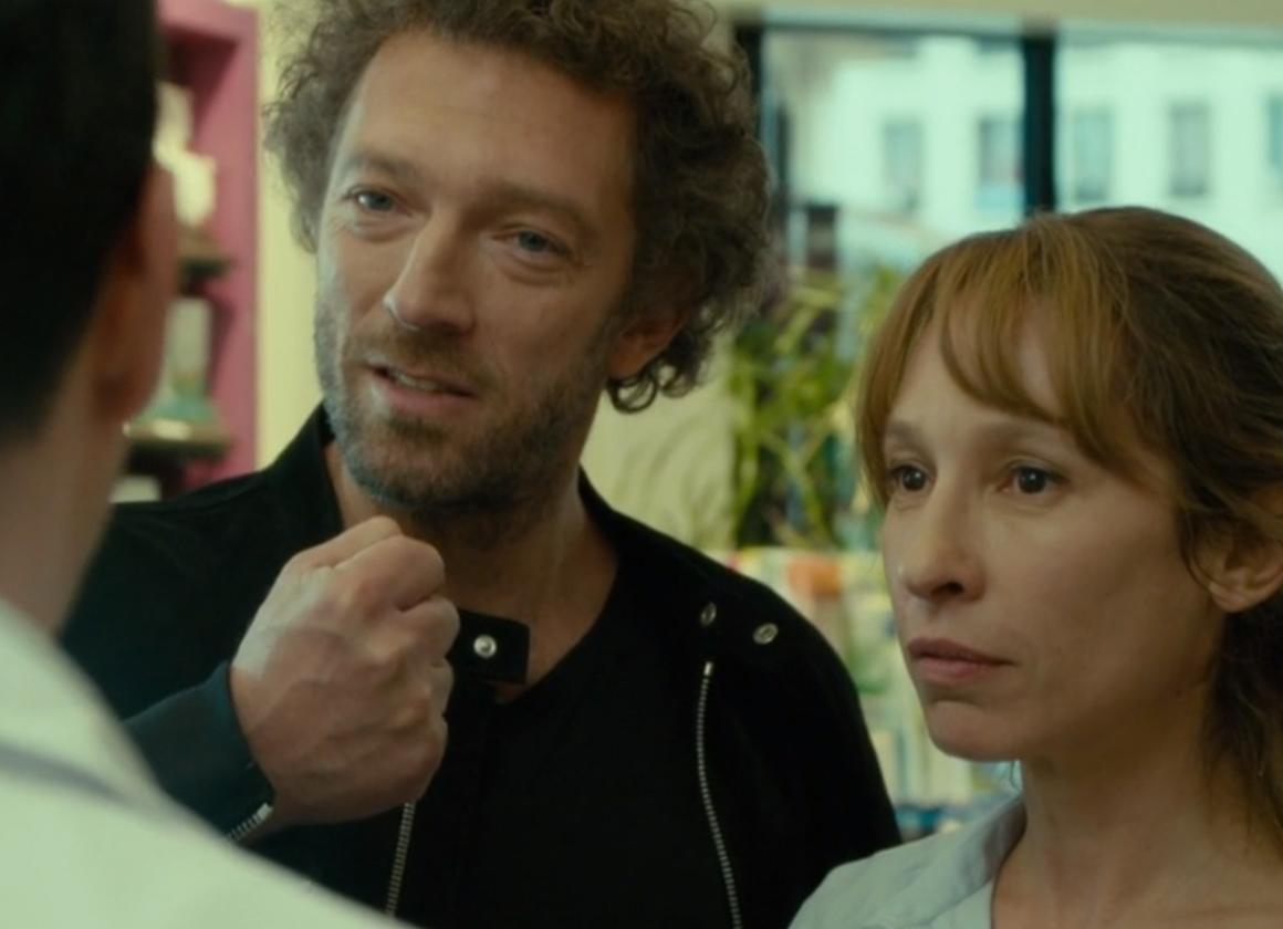 Vincent Cassel e Emmanuelle Bercot