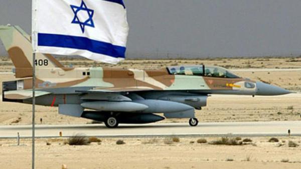 Aerei da guerra israeliani