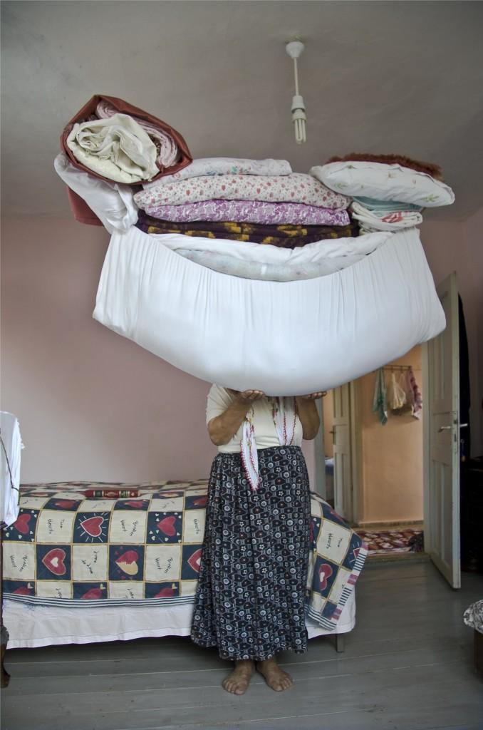Gures Nilbar «Overhead», 2010