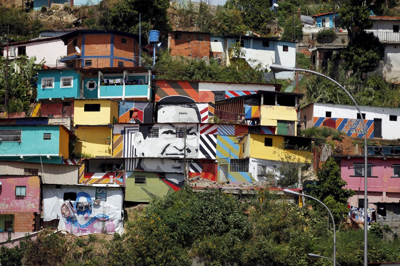 Le colline di Caracas