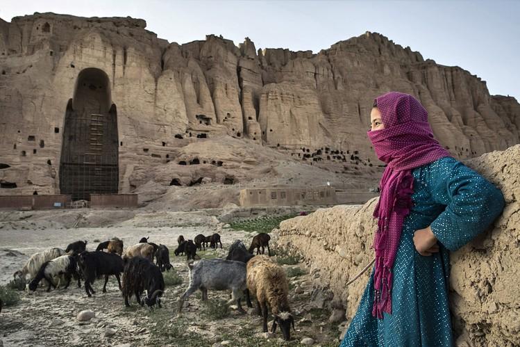 Bamiyan senza più Buddha