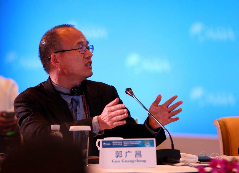 Guo Guangchang, fondatore della Fosun International