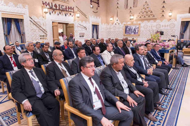 Il meeting delle opposizioni siriane a Riyadh