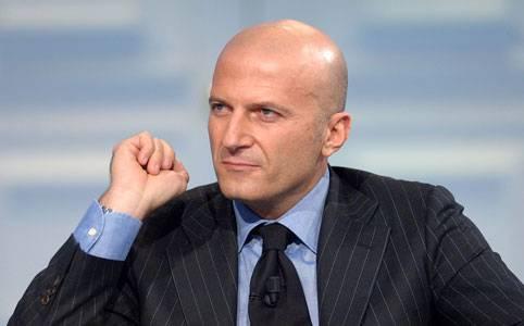 Augusto Minzolini, giornalista, è oggi senatore di Forza Italia